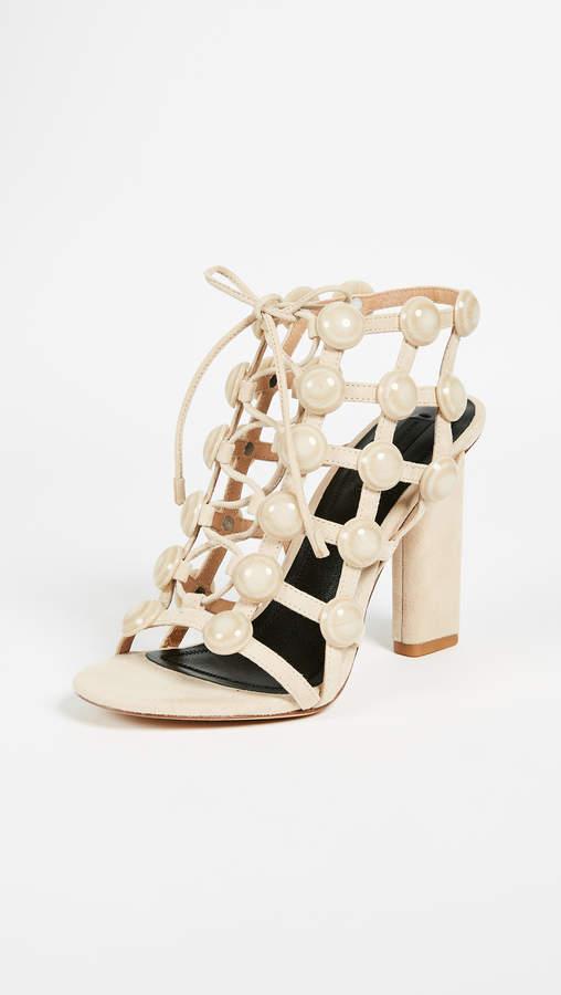 Alexander Wang Rubie Cage Sandals