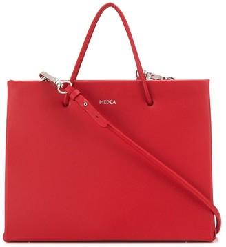 Medea Tote Bag With Shoulder Strap