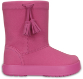 Crocs Party Pink LodgePoint Boot