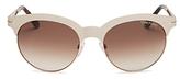 Tom Ford Angela Sunglasses, 53mm