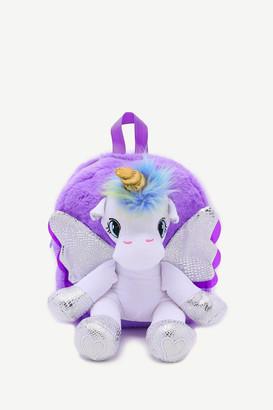 Ardene Plush Unicorn Backpack for Girls
