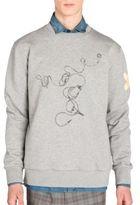 Lanvin Headphone Knitted Sweatshirt