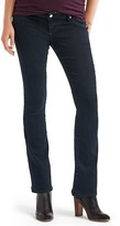 Gap STRETCH 1969 inset panel baby boot jeans