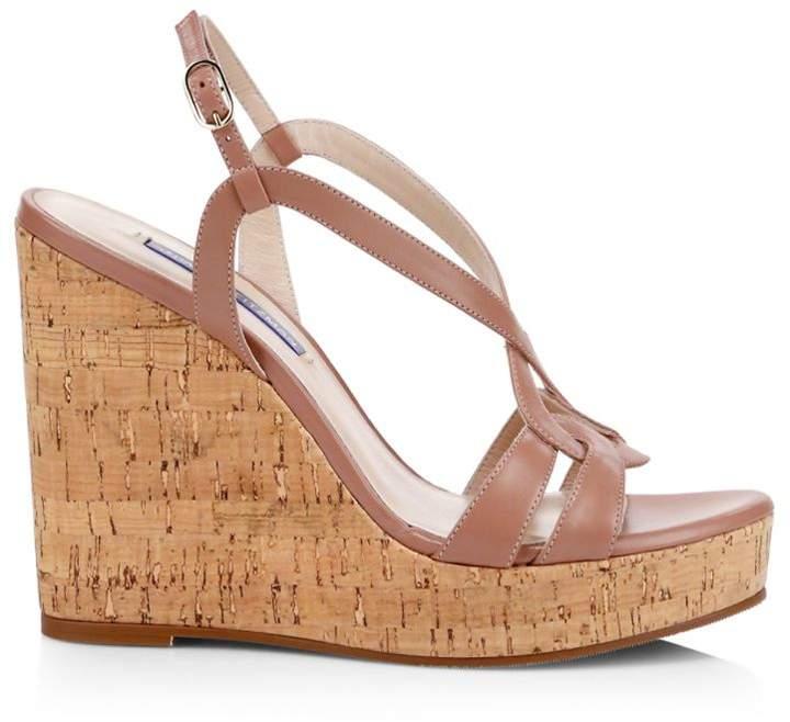 70bfcd236d03 Stuart Weitzman Platform Shoes For Women - ShopStyle UK