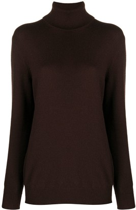 Dolce & Gabbana Turtleneck Cashmere Jumper
