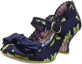 Irregular Choice Womens Summer Breeze Textile Shoes 38 EU