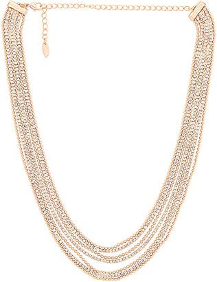 Ettika Layered Crystal Necklace