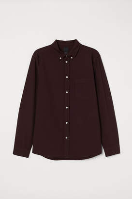 H&M Oxford shirt Regular Fit