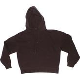 Yeezy Brown Cotton Knitwear Sweatshirt