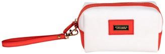 Stephanie Johnson Key West Iris Small Cosmetic Bag - Poppy Red
