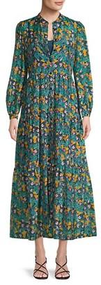 Diane von Furstenberg Nea Garden Shirtdress