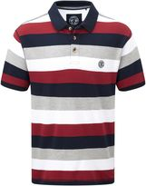 Tog 24 Wells Stripe Polo Shirt