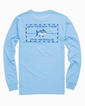 Southern Tide Long Sleeve Original Skipjack T-shirt