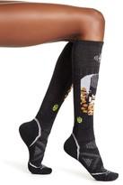 Smartwool Charley Harper Ski Wool Blend Socks
