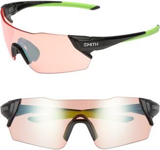Smith Attack 125mm ChromaPop(TM) Polarized Shield Sunglasses