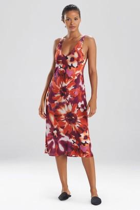 Natori Summer Blossom Gown
