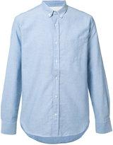 Officine Generale Oxford shirt - men - Cotton - S