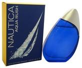 Nautica Men's Aqua Rush EDT Spray - 3.4 oz