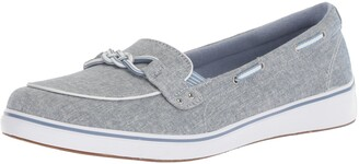 Keds Grasshoppers Women's Windham Chambray Sneakers