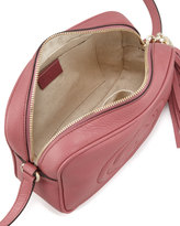 Gucci Soho Leather Disco Bag, Rose