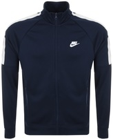 Nike Tribute Full Zip Track Top Navy