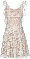 For Love & Lemons Short dresses
