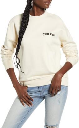 Vero Moda You Can Sweatshirt