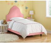 Skyline Furniture Kids Premier Light Pink Arched Bed