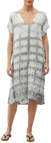 Thumbnail for your product : Michael Stars Louie Printed V-Neck Gauze Dress