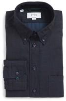 Eton Men's Slim Fit Chambray Dress Shirt