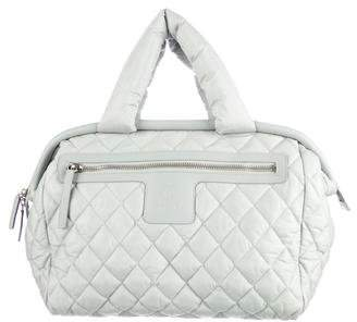 Chanel Coco Cocoon Framed Satchel