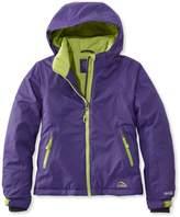 L.L. Bean L.L.Bean Girls' Glacier Summit Waterproof Jacket