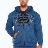 Ecko Unlimited Unltd Lightweight Fleece Jacket - Big and Tall