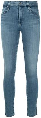 AG Jeans The Farrah slim-fit jeans