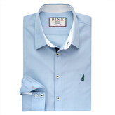 Thomas Pink Lowe Plain Classic Fit Button Cuff Shirt