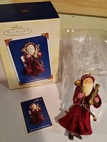 "Hallmark Keepsake ""Father Christmas"" Collector's Series Santa Ornament"