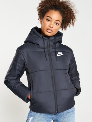 Nike NSW Padded Jacket - Black