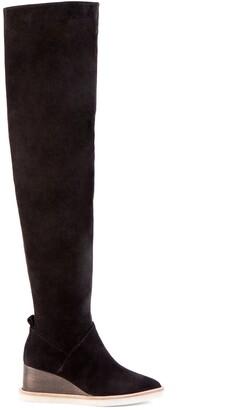 Paloma Barceló Selma Point Toe Knee High Boot