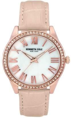 Kenneth Cole New York Women's Classic Beige Watch, 39.5mm