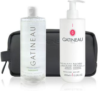Gatineau Aha Body Lotion & Shower Gel Duo