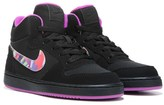 Nike Kids' Court Borough Mid Top Sneaker Preschool