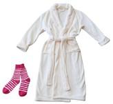 Sharper Image Robe Sock Set