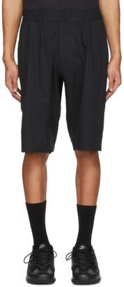 Minotaur Black Gym Shorts