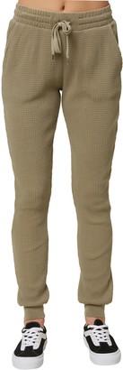 O'Neill Kadence Waffle Knit Pants