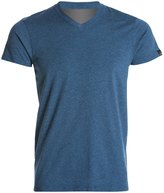 Prana V Neck Short Sleeve Workout Shirt 8127559