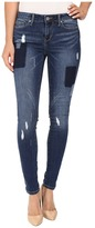 Calvin Klein Jeans Leggings in Patchwork Indigo
