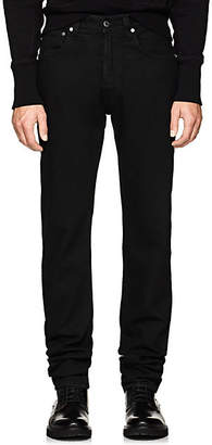 Helmut Lang Men's High-Rise Straight Jeans - Black