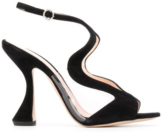 Nicholas Kirkwood ALYSSA 105mm sandals