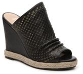 Joe's Jeans Karlton Wedge Sandal