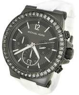 Michael Kors Men's Bel Aire MK5468 Rubber Quartz Watch